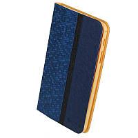 Чехол-Книжка Samsung T330/ T331 Galaxy Tab 4 8.0 PRC синий
