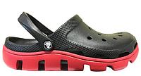 Мужские кроксы Crocs черные