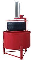 Установка ванна TJ-T680 для проверки колес с пневмолифтом