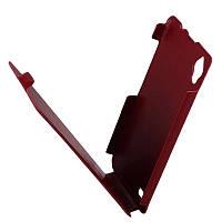 Чехол-Книжка для Fly IQ4412 PRC красный