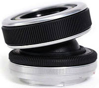 Lensbaby Composer with Double Glass на Canon