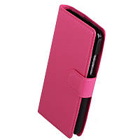 Чехол-Книжка для HTC Desire 300 розовый