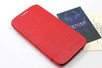 Чехол-Книжка для HTC One Mini 2 (M8 mini) Tetded красный (флип)