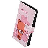 Чехол-Книжка для Huawei Y530-U00 Ascend Bear