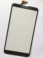 Тачскрин / сенсор (сенсорное стекло) для Lenovo S939 (черный цвет)