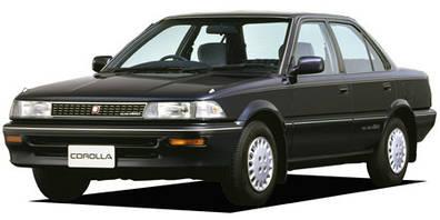Ліхтарі задні для Toyota Corolla E9 1988-92