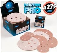 Абразивные круги NORTON  150мм х 9отв.