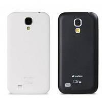Накладка для iPhone 5/5S пластик Melkco Air PP 0,4 mm белый