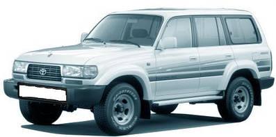 Ліхтарі задні для Toyota Land Cruiser J8 1991-96