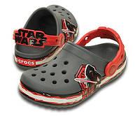 Кроксы детские Crocs Kids Crocband Star Wars Villain Clog Звездные войны, фото 1