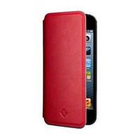 Чехол-Книжка для iPhone 5/5S Twelvesouth SurfacePad Jet красный -19062