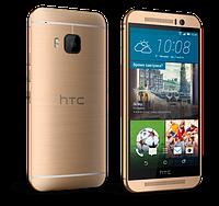 Смартфон HTC One (M9+) (Gold on Gold), фото 1