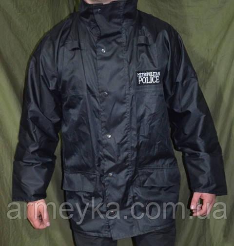 Водонепроницаемая полицейская куртка. Великобритания, оригинал