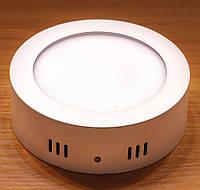 Светильник светодиодный накладной Feron AL504 6w 5000К (LED панель), фото 1