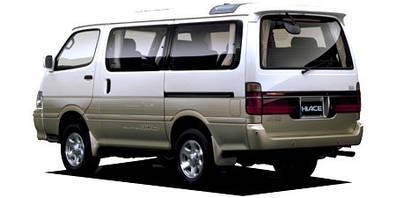 Фонари задние для Toyota Hi-ACE 1989-95