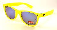 Желтые очки Ray Ban (RB 2026 син)