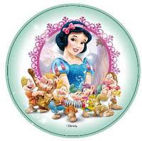 Вафельная картинка для тортов Принцессы 20