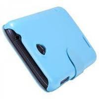 Чехол-Книжка для Lenovo K900 Nillkin Fresh Series голубой