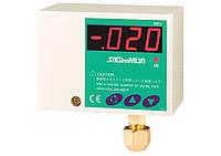 Цифровое реле давления (0 - 10 бар) 1/4 дюйма под отбортовку