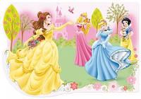 Вафельная картинка для тортов Принцессы 27