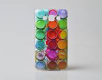 Накладка для LG X135/ X145 L60 Dual пластик 0,5mm Infinity Glamour краски
