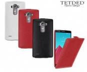 Чехол-Книжка для LG Google Nexus 5X Tetded (флип) красный