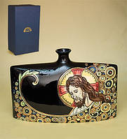 """Эксклюзивная фарфоровая ваза """" Иисус """" из итальянской коллекции Pavone купить недорого"""