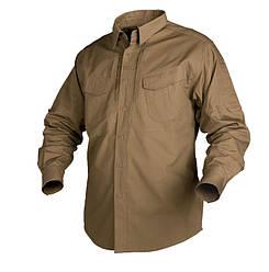 Рубашка Defender Helikon с длинным рукавом - Coyote
