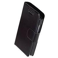 Чехол-книжка для Nokia 502 Asha PRC Черный