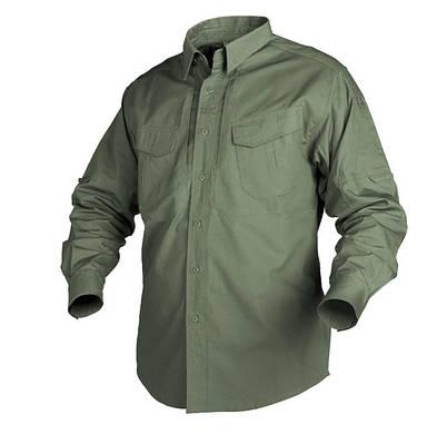 Рубашка Defender Helikon с длинным рукавом - Olive