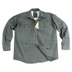 Рубашка Defender Helikon с длинным рукавом - Gray