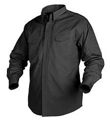 Рубашка Defender Helikon с длинным рукавом - Black