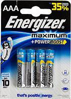 Батарейка ENERGIZER Maximum AAA/LR03