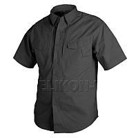 Рубашка Defender Helikon с коротким рукавом - Black