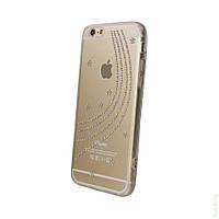 Накладка для Samsung J100H Galaxy J1 силикон Diamond Silicon Younicou Milky Way
