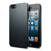 Накладка для Samsung N7100 Galaxy Note 2 пластик SGP Ultra Thin Air Series черный