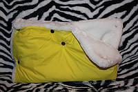 Муфта для рук желтая, фото 1