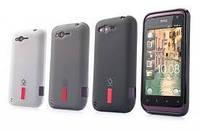 Накладка для Samsung S5300 Galaxy Pocket силикон Capdase Soft Jacket2 XPOSE белый (Силикон)