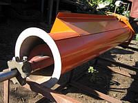 Шнек чистого зерна ОВИ 04.080 в сборе