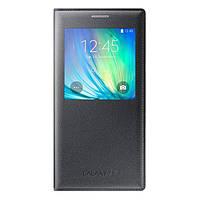 Чехол-Книжка для Samsung A700H Galaxy A7 оригинал (EF-CA700BCEGRU) черный (EF-CA700BCEGRU)