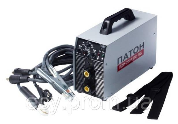 Выпрямитель цифровой инверторный ПАТОН ВДИ-200Р , фото 2