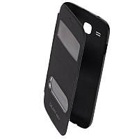 Чехол-Книжка для Samsung S7272 Galaxy Ace 3 Window черный