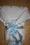 Конверт для новонародженого хлопчика, фото 2