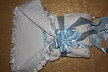 Конверт для новонародженого хлопчика, фото 3