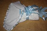 Конверт для новонародженого хлопчика, фото 4