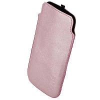 Чехол HTC Desire 600 1024 Valenta розовый