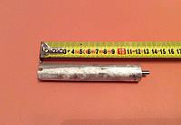 Анод магниевый Италия  Ø21мм / L=120мм / резьба M5*10мм   оригинал, фото 1
