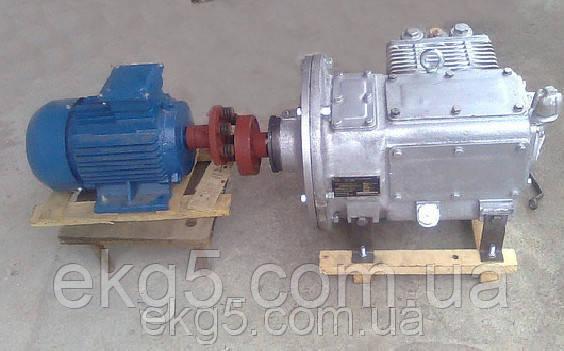 Компрессор ЭК-4М(запчасти к экскаваторам ЭКГ-5, ЭКГ-5А), фото 1