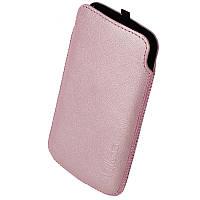 Чехол Samsung I8160 Galaxy Ace 2 1024 Valenta розовый (Fly IQ239, nokia lumia 520 s7562)