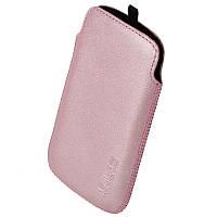 Чехол Samsung I9190/I9192/8190 S4mini 1024 Valenta розовый